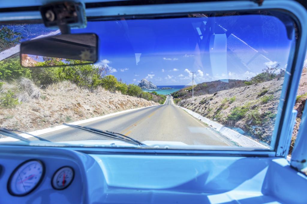 Passeio de buggy em Fernando de Noronha