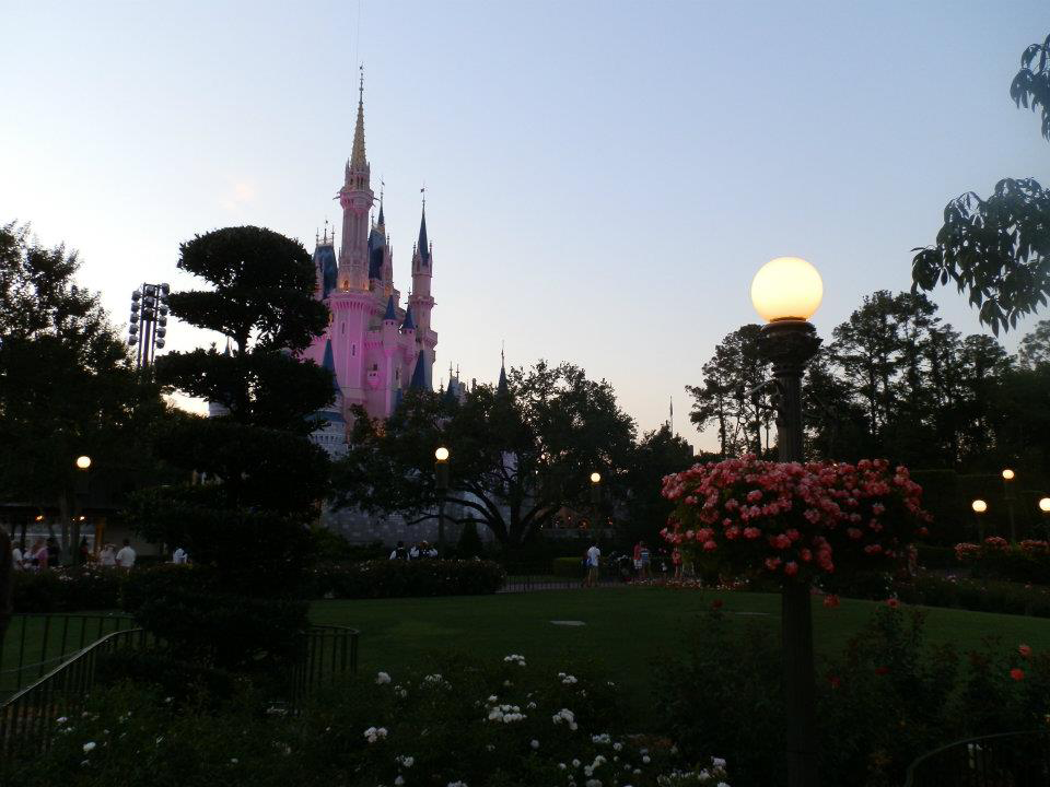 Castelo Magic Kingdom