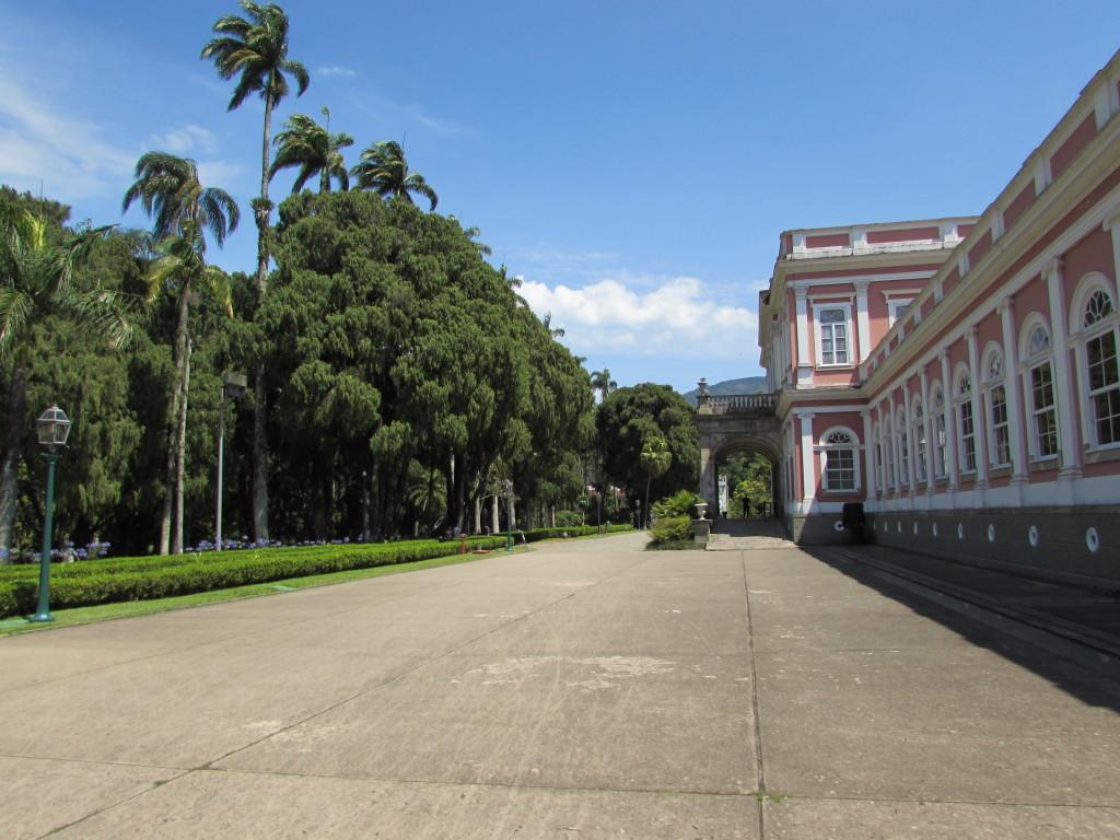 Museu Imperial em Petrópolis. Foto: @rebeccaalbino