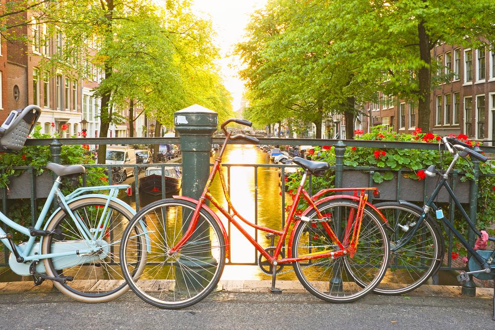 amsterda-bikes