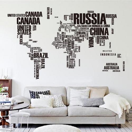 Foto: http://www.shoptime.com.br/produto/13168610/adesivo-de-parede-mapa-mundi-190x116cm-com-letras?s_term=COMPARADORES&opn=COMPARADORES&epar=9381&loja=01