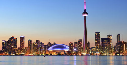 Toronto, no Canadá, é uma ótima opção para quem quer viajar sozinho!