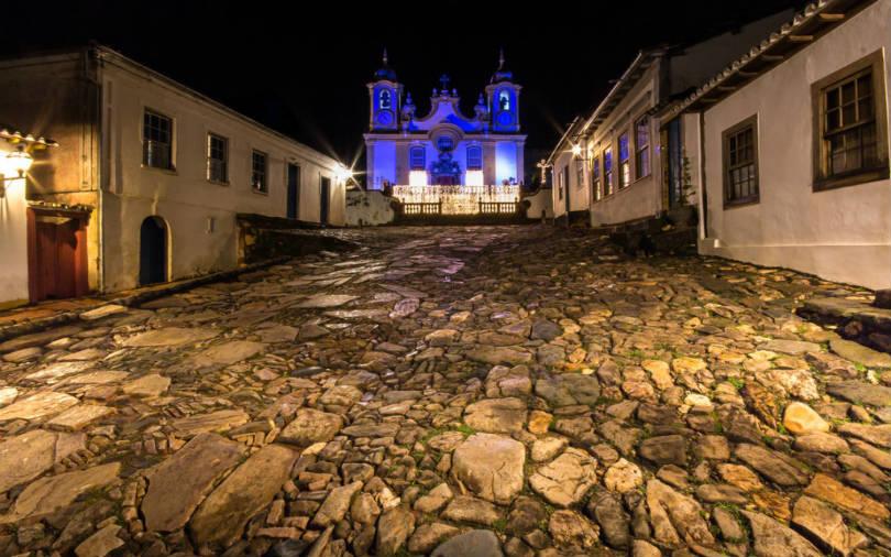 Feriado Corpus Christi 2018 - Tiradentes, Minas Gerais