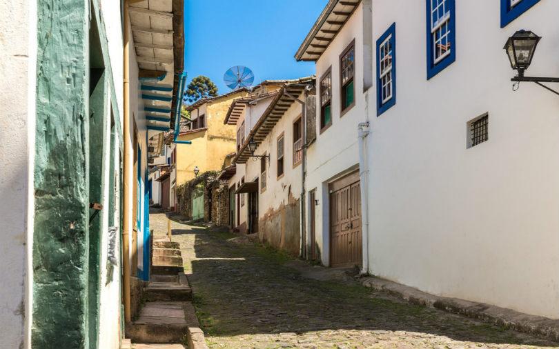 Feriado 1 de Maio - Ouro Preto, Minas Gerais