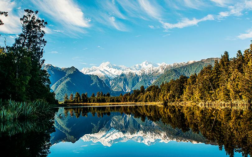 Aventuras, cenários incríveis e momentos inesquecíveis? Vá para a Nova Zelândia na Lua de Mel!
