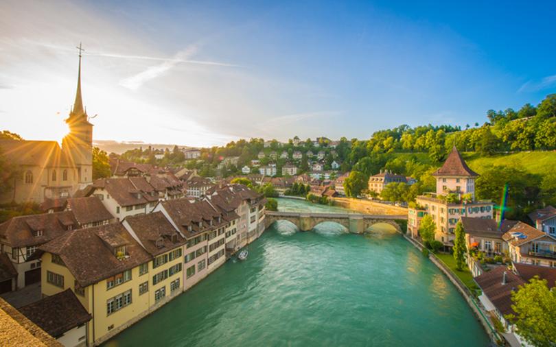 A capital da Suíça é charmosa, encantadora e vale a pena ser conhecida por suas paisagens!