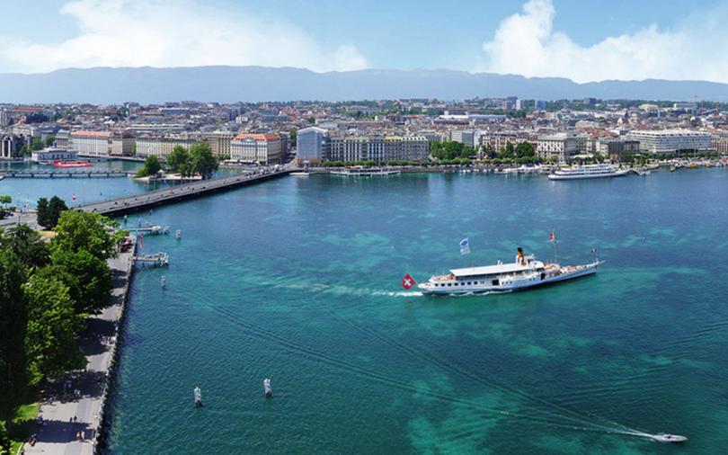 Genebra é considerada a capital da paz, além de oferecer restaurantes e passeios inesquecíveis!